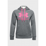 Худи Rival Fleece Logo Hoodie 1356318-012 Under Armour