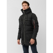 Куртка N-3B Skytrain Parka MJN48505C1-Black ALPHA INDUSTRIES