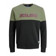 Кофта JORREXEN SWEAT CREW NECK FST 12182236 Black Jack & Jones