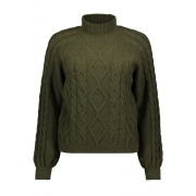 Кофта HIGHNECK PULLOVER KNT 15210792 Rosin ONLY