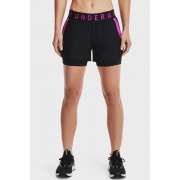 Шорты Play Up 2-in-1 Shorts 1351981-005 Under Armour