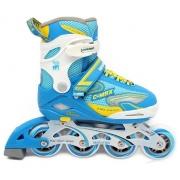 Роликовые коньки C-Max Light Blue Maraton