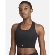 Бра W NK SWOOSH LONG LINE BRA CZ4496-010 Nike