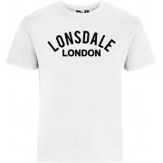 Футболка BRADFIELD 113808-7000 White Lonsdale