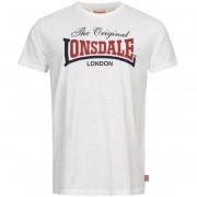 Футболка ALDINGHAM 117019-7000 White Lonsdale