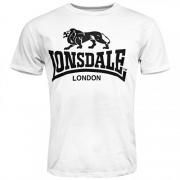 Футболка LOGO 119083-7000 White Lonsdale