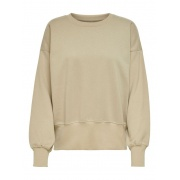 Кофта ONLGIA L/S SWEAT SWT 15229725 Silver Mink ONLY