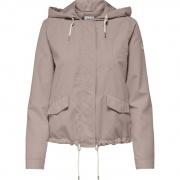 Куртка ONLSKYLAR HOOD SPRING JACKET CC OTW 15218613 Adobe Rose ONLY