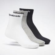 Шкарпетки 3шт ACTIVE CORE ANKLE SOCKS 3 PAIRS GH8168 Reebok