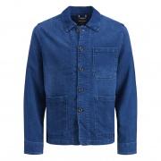 Джинсова куртка JJILUCAS JJJACKET AKM 470 NOOS 12186009 Blue Denim Jack & Jones