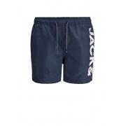 Плавальні шорти JJIBALI JJSWIMSHORTS AKM LOGO STS 12183806 Navy Blazer Jack & Jones