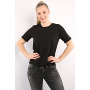 Футболка ONLONLY LIFE S/S TOP JRS NOOS 15172124 Black ONLY