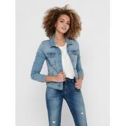 Джинсова куртка ONLTIA LIFE DNM JACKET BB LB BEX179 NOOS 15177241 Light Blue Denim ONLY