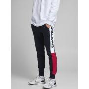 Спортивні штани JJIWILL LOGO JJBLOCKING SWEAT P. VG NOOS 12197199 Navy Blazer Jack & Jones