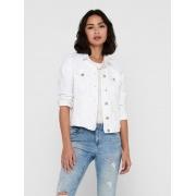 Джинсова куртка ONLTIA LIFE JACKET BB COL BEX168A NOOS 15177238 White ONLY