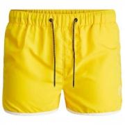 Шорти для плавання JJIIBIZA JJSWIMSHORTS AKM SOLID 12186003 Vibrant Yellow Jack & Jones