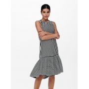 Сукня ONLFIONA LIFE S/L DRESS JRS 15230776 Bright White-BLACK ONLY