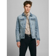 Джинсова куртка JJIJEAN JJJACKET NA 041 12183302 Blue Denim Jack & Jones