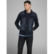 Джинсова куртка JJIALVIN JJJACKET AGI 004 NOOS 12166867 Blue Denim Jack & Jones