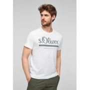 Футболка T-shirt  REGULAR FIT 20.105.32.X444-0100 s.Oliver