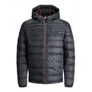 Куртка JJEACE PUFFER HOOD NOOS 12189882 Asphalt Jack & Jones