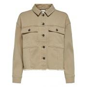 Куртка ONLCARRA LIFE L/S CROP JACKET PNT 15232484-Elmwood ONLY