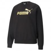 Світшот ESS+ Metallic Logo Crew 58689301 Puma