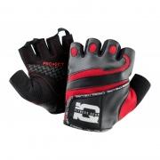 Спортивні рукавички BRIGHT II-BLACK/FIERY RED IQ