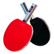 Набір для настільного тенісу DOUBLE SET-GREEN/GREY HITEC