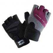 Спортивні рукавички LINEA WMNS-M GR MEL/PURP MEL/B IQ