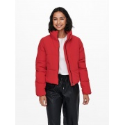 Куртка ONLDOLLY SHORT PUFFER JACKET OTW NOOS 15205371-Mars Red ONLY