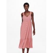 Сукня ONLFELISA STRAP MIDI DRESS WVN 15230957-Dusty Rose ONLY