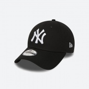 Бейсболка K 940 MLB LEAGUE BASIC NEYYAN 10879076N0H-BLKWHT New Era