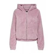 Куртка ONLANNA CONTACT SHERPA JACKET OTW 15183166-Dawn Pink ONLY