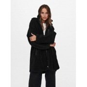 Пальто ONLSASCHA SHERPA JACKET CC OTW 15230461-Black ONLY