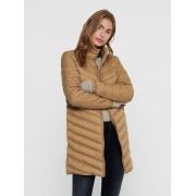 Пальто ONLNEWTAHOE COAT CC OTW 15232992-Toasted Coconut ONLY