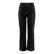 Штани ONLLAYA SWEET FLARED VELVET PANT SWT 15237770-Black ONLY