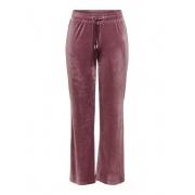 Штани ONLLAYA SWEET FLARED VELVET PANT SWT 15237770-Rose Brown ONLY