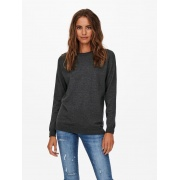 Пуловер ONLYOUNGER L/S PULLOVER KNT 15238340-Dark Grey Melange ONLY