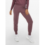 Штани ONLYOUNGER  PANTS KNT 15238341-Rose Brown-Detail:W. MELANGE ONLY