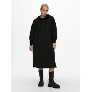 Сукня ONLCHELSEA LIFE L/S OVERSIZE DRESS SWT 15241307-Black ONLY