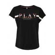 Футболка ONPANELE LIFE LOOSE SS TEE 15229023-Black Only Play