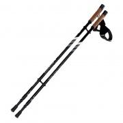 Палки для скандинавської ходьби ALPENSTOCK-BLACK/GREY HITEC