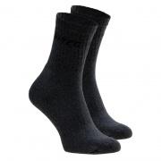 Шкарпетки CHIRO PACK-DK GREY MELANGE/BLK HITEC