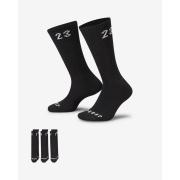 Шкарпетки U JORDAN ESSENTIAL CREW 3PR DA5718-010 JORDAN