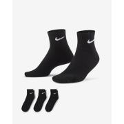 Шкарпетки 3шт U NK EVERYDAY CUSH ANKLE 3PR SX7667-010 Nike