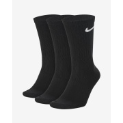Шкарпетки 3шт U NK EVERYDAY LTWT CREW 3PR SX7676-010 Nike