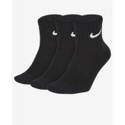Шкарпетки 3шт U NK EVERYDAY LTWT ANKLE 3PR SX7677-010 Nike
