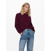 Пуловер ONLJADE L/S PULLOVER KNT NOOS 15179813-Merlot ONLY